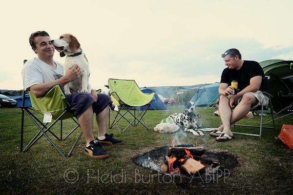 Petruth Paddocks Camping, Cheddar, Somerset