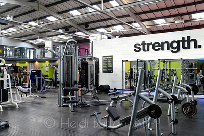 The Hub Gym, Portishead
