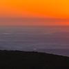 Sunset from Skyline Drive - Shenandoah National Park