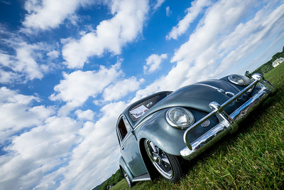 2015 June Bug Classic VW Car Show