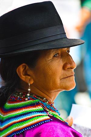 Indigena Ecuatoriana