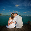 Tropical Wedding Photo, Dominican Republic