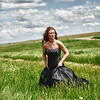 Graduation photo shoot, Shaunavon, Saskatchewan