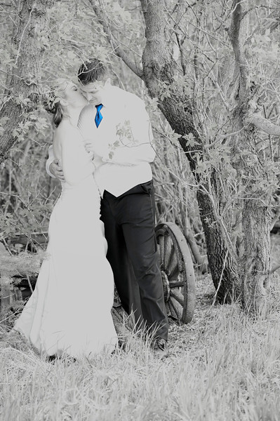 Wedding Photo, Humboldt, Saskatchewan
