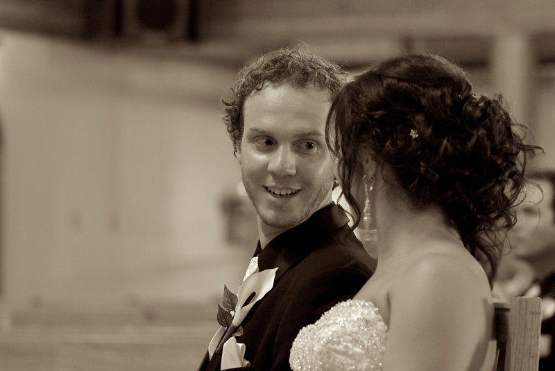 Wedding ceremony Photo, Saskatchewan