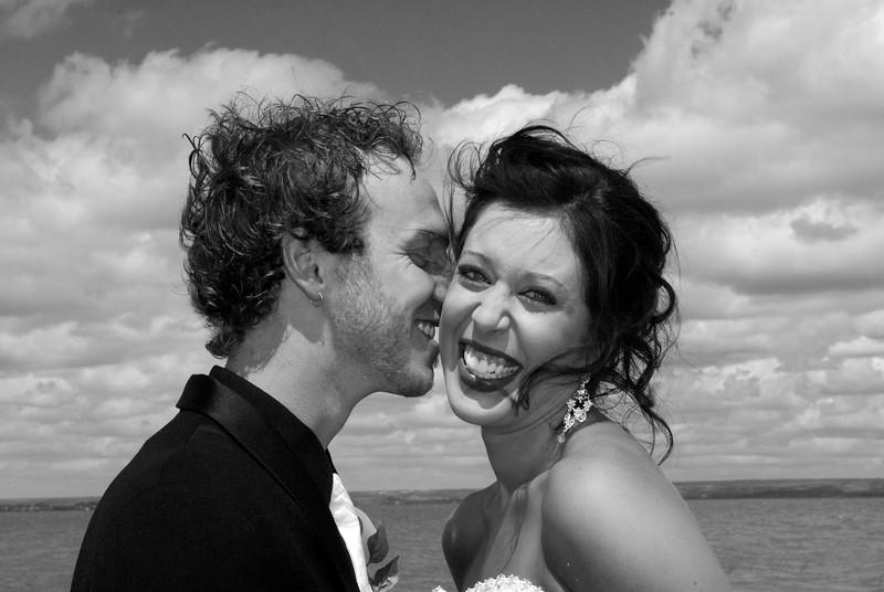Wedding Photo, Saskatchewan