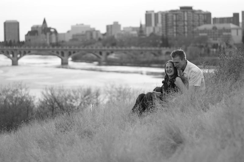 Engagement Photo, Saskatoon, Saskatchewan