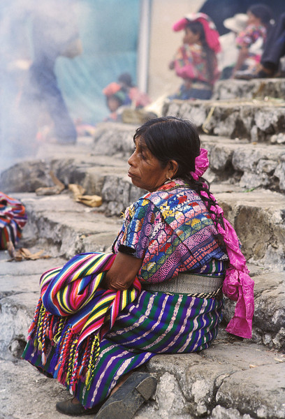 PB 12 - Market Dress, Chichicastenango, Guatemala