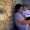 PA 2 - Grandmother and Granddaughter, Acoma Pueblo, Acoma, New Mexico