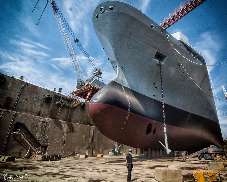 bayonne dry dock USNS-YANO 2016 #6