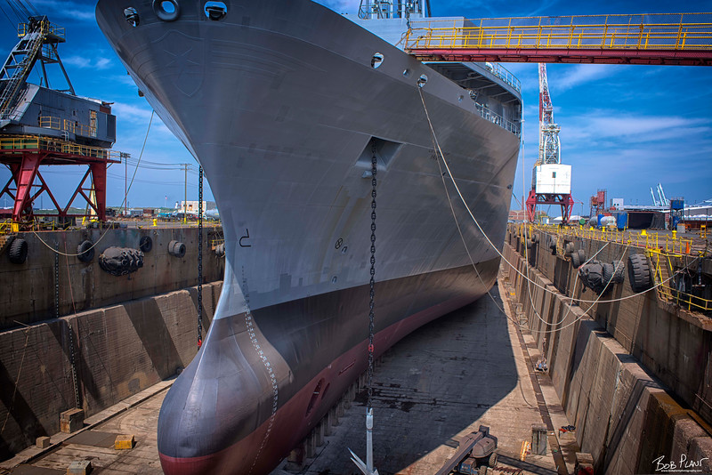 bayonne dry dock USNS-YANO 2016 #4