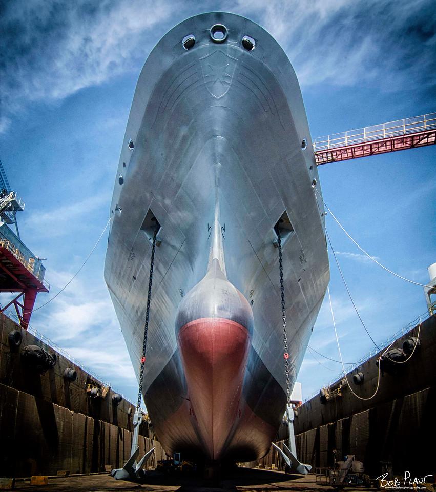 bayonne dry dock USNS-YANO 2016 #1