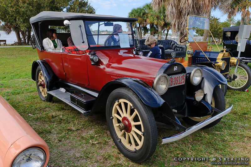 Ormond Beach Birthplace of Speed Antique Car Show - Nov 27 2010 - Fortunato Park, Ormond Beach Florida
