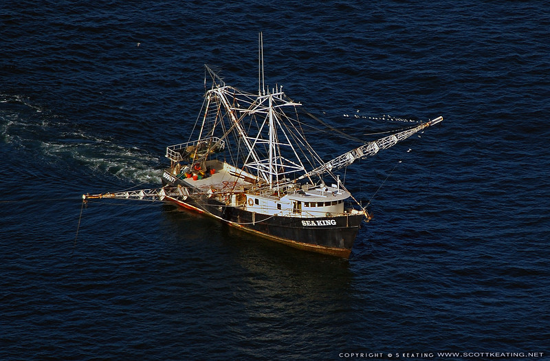 Fishing Vessel Sea King, 2005<br /> Suitable Sizes: Rectangular formats up to 11x14 & Photo Puzzles