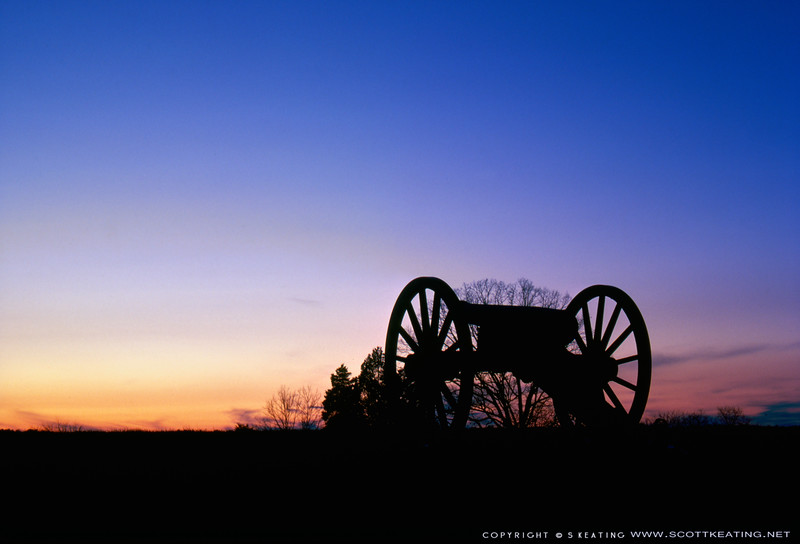 Manassas National Battlefield Park - Manassas, Virginia