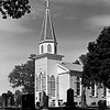St Mary of Sorrows Catholic Church - Fairfax Station, Virginia - 1988