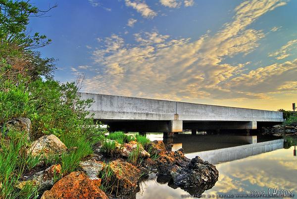 Sunrise, Bulow Creek - Ormond Beach, Florida