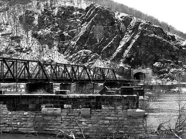 Winter - Harper's Ferry, West Virginia