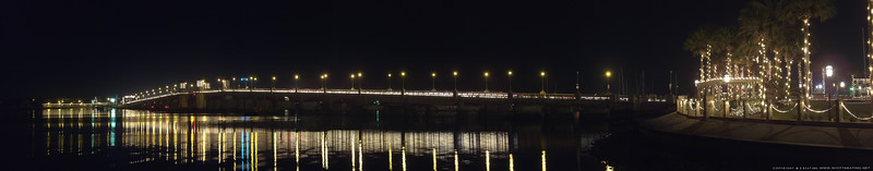 Bridge of Lions - St Augustine, Florida