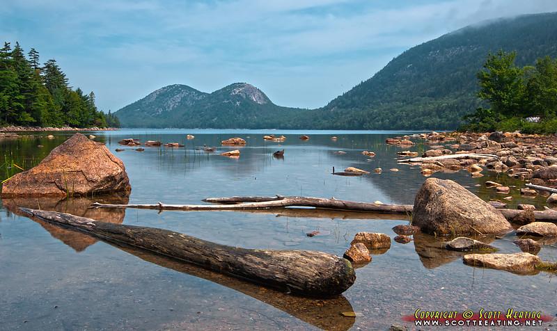 Jordan Pond - Acadia National Park, Maine