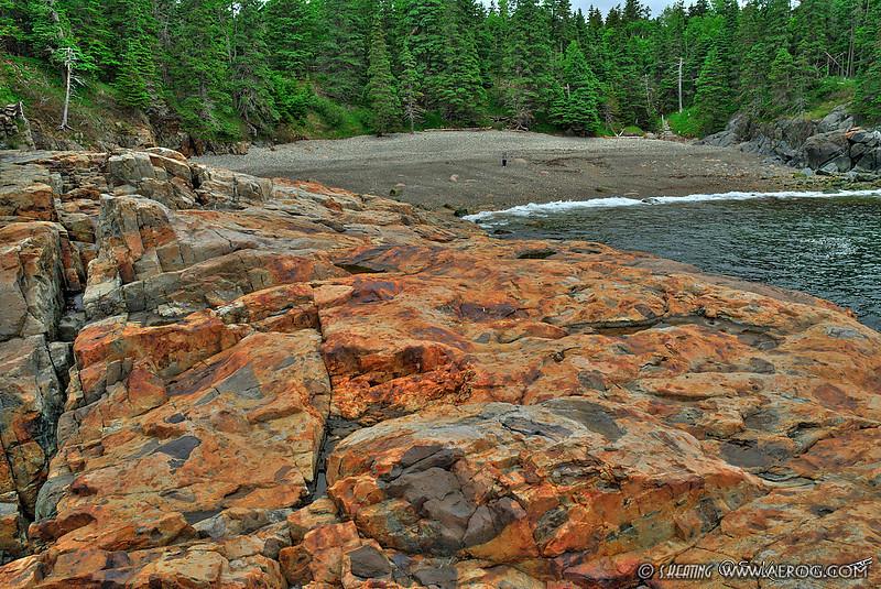 Little Hunters Beach - Acadia National Park, Maine