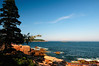View at Thunder Hole - Acadia National Park, Maine