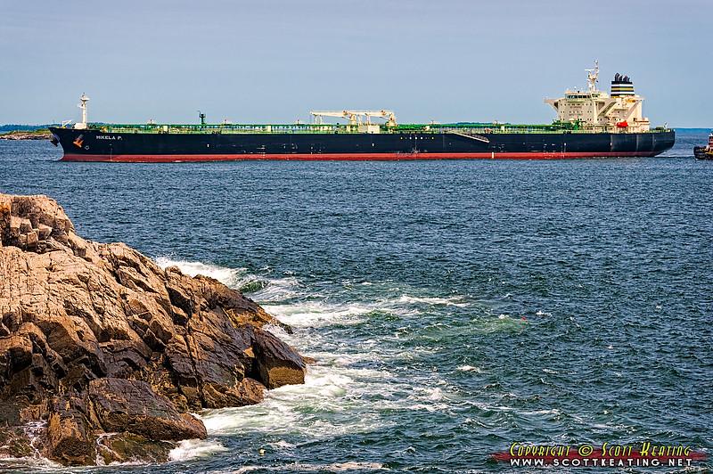 Oil Tanker Mikela P
