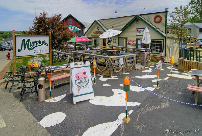 Murphy's Cafe - Belfast, Maine
