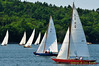 Regatta - Somes Sound, Monut Desert Island, Maine