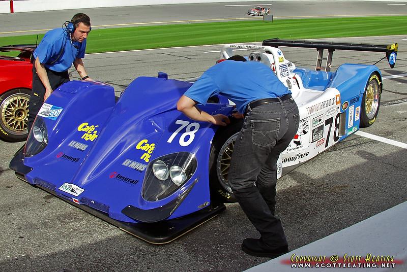 2002 #78 SRP BMW Norma - Sezio Florida Racing Team