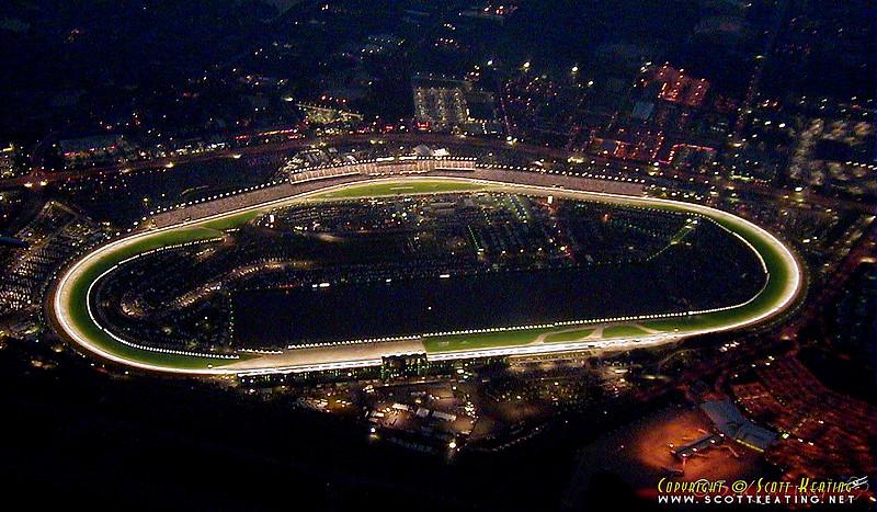 "Pepsi 400, Daytona Beach Intl' Speedway - Daytona, Florida<br /> Used in the PC racing Sim/Game ""Nascar Racing 4"""