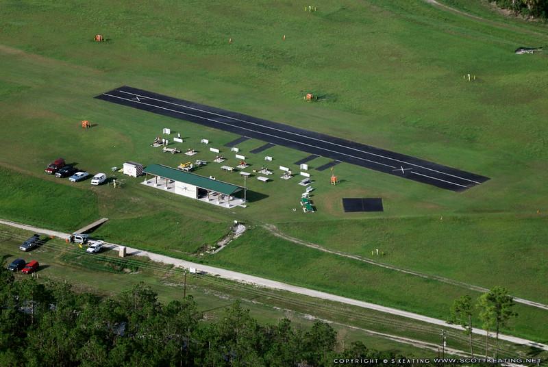 Flagler County RAMS flying site, Old Kings Road, Jul-28-2007