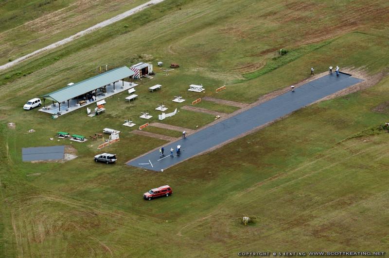 Flagler County RAMS flying site, Old Kings Road, Nov-1-2005