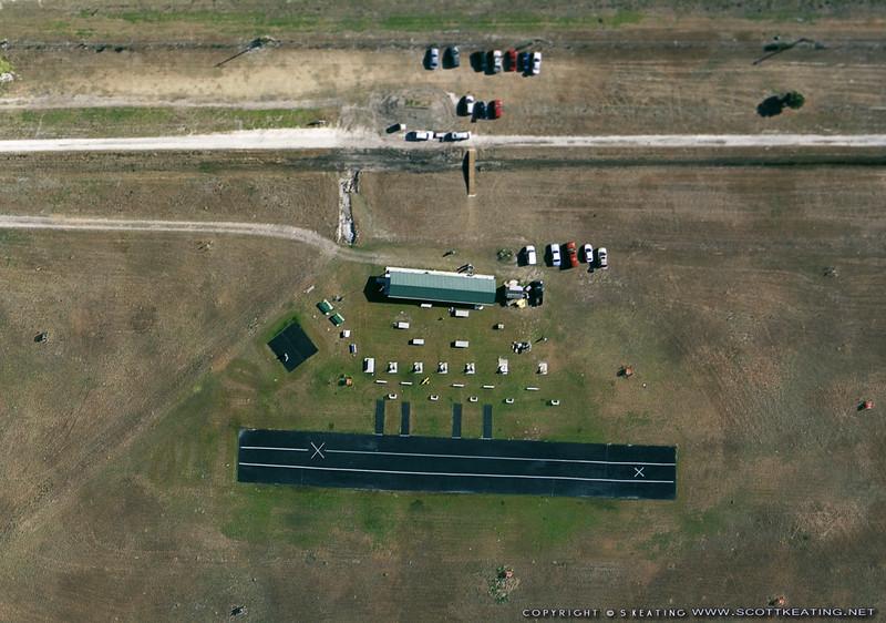 Flagler County RAMS flying site, Old Kings Road,  Feb-24-2007