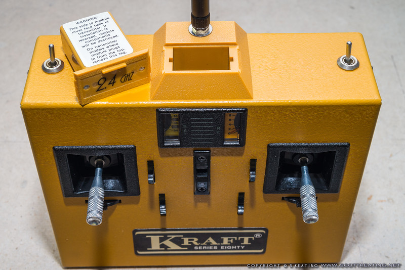 The old RF Module