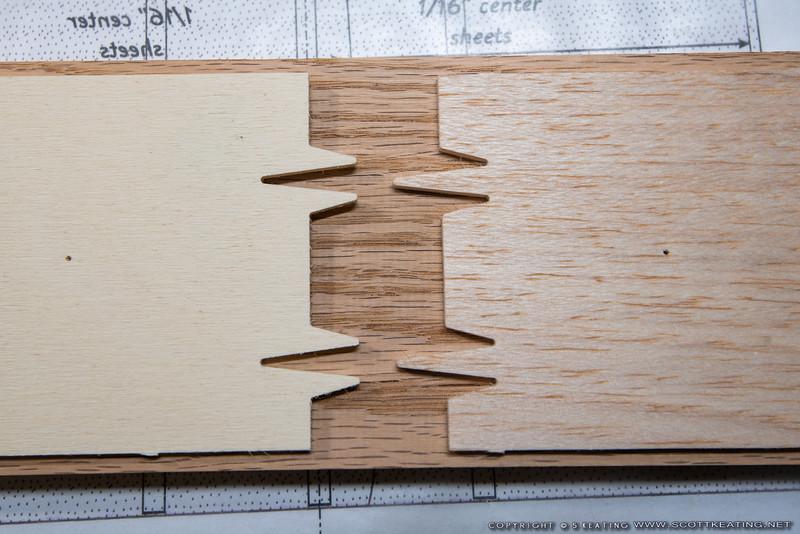 Fuselage bottom splice