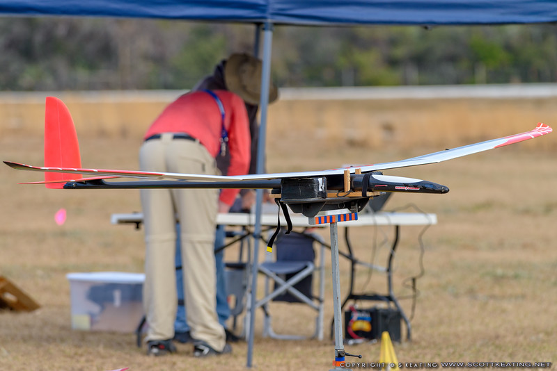 Mike Naylor's Shadow - FSS (Florida Soaring Society) contest #1 2018, hosted by the Orlando Buzzards in Christmas, Florida