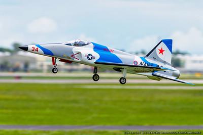 BVM Electic DF jet - Top Gun 2013