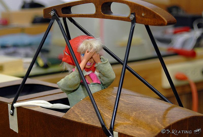 Barbie passenger