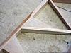 Antic Bipe Elevator - undersized gusset-block with filler sheet completed