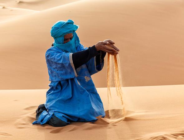 Sifting Sand