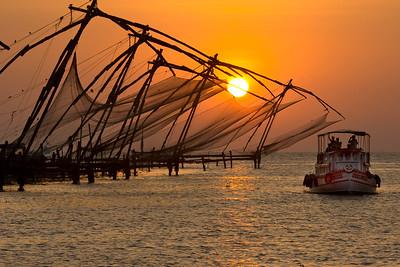 Cochin Fishing Nets