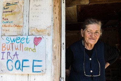 Rural Coffeeg Shop