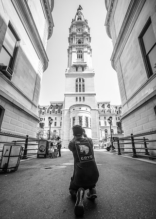 Shooting City Hall