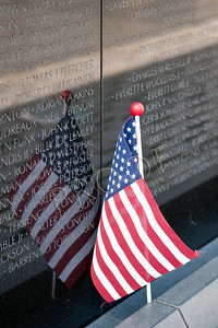 Remembering the Fallen Vietnam Memorial, Washington, D.C.