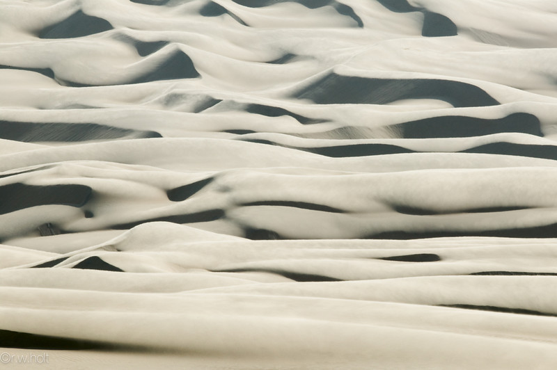 The Sandunes in Namibia are endless and expansive. They have beautifull textures and patterns.