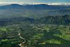 Mountains in southern Honduras