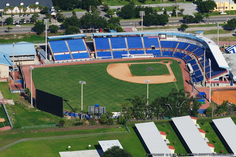 Dunedin Stadium - Dunedin/Clearwater, Florida<br /> Recommended Sizes: Rectangular formats up to 20x30 & Photo Puzzles