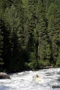North Fork of the Payette River, Idaho.