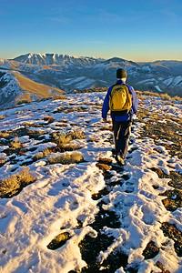 Sun Peak, Idaho.